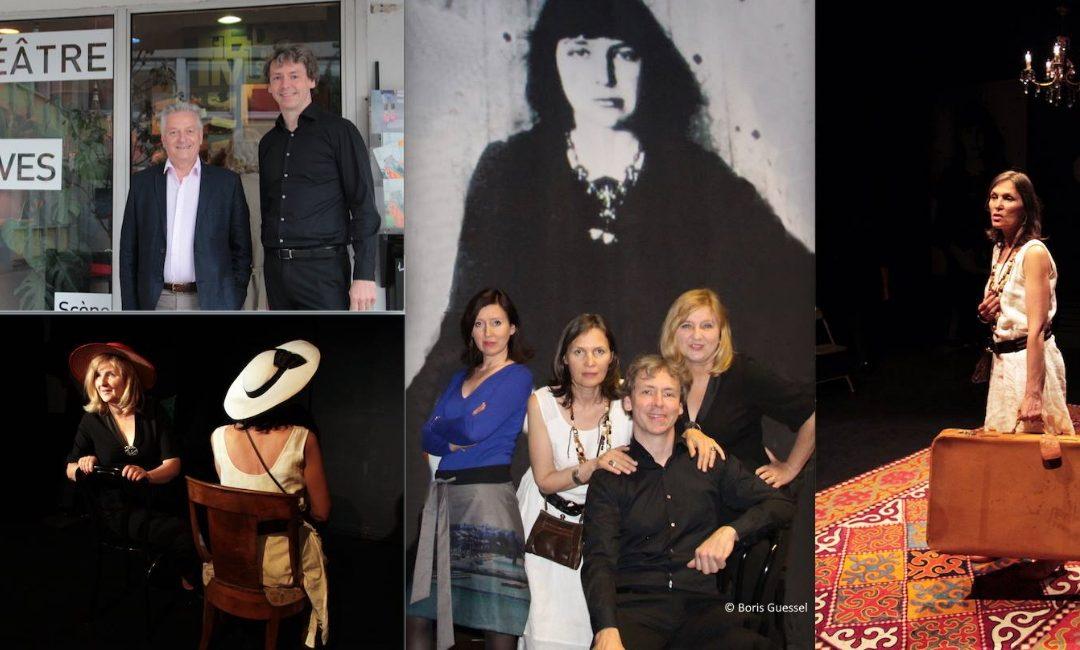 L'association Marina Tsvetaeva perpétue l'oeuvre de la poétesse