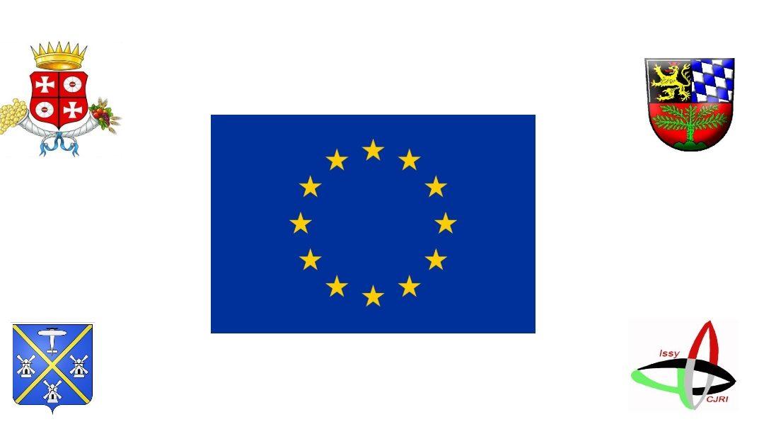 L'amitié européenne se cultive à Issy-les-Moulineaux
